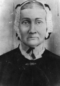 Sarah Jane Graham, daughter of John Graham and Mary Pennington, wife of Alva Anderson Lamb
