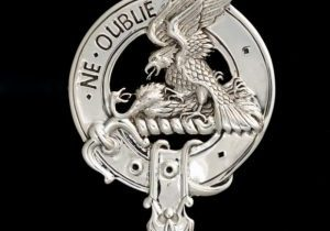 clan graham badge